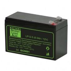 12V Akkumulátor 6.5Ah
