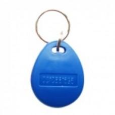 Kulcstartó típusú RFID kártya gyűrűvel 125kHz EM